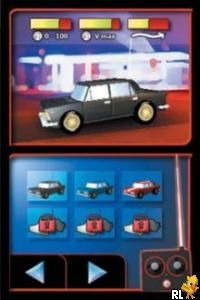 Mini RC Rally (U)(Legacy) Screen Shot