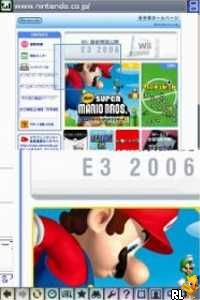 Nintendo DS Browser (E)(ArangeL) Screen Shot