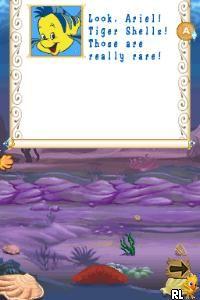 Little Mermaid - Ariel's Undersea Adventure, The (E)(Legacy) Screen Shot