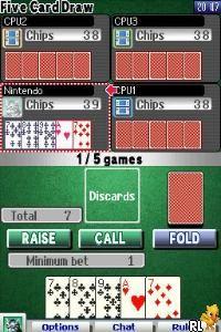 Club House Games (U)(WRG) Screen Shot