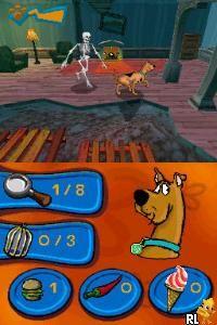 Scooby-Doo! Who's Watching Who (U)(Legacy) Screen Shot