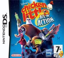 Chicken Little - Ace in Action (E)(Legacy) Box Art