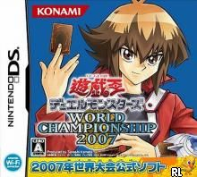 Yu-Gi-Oh! Duel Monsters World Championship 2007 (J)(XenoPhobia) Box Art