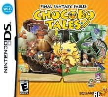 Final Fantasy Fables - Chocobo Tales (U)(Legacy) Box Art