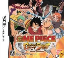 One Piece - Gear Spirit (J)(Caravan) Box Art