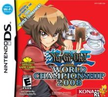 Yu-Gi-Oh! World Championship 2008 (U)(XenoPhobia) Box Art