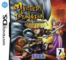 Mystery Dungeon - Shiren the Wanderer (E)(SQUiRE) Box Art