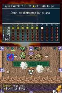Mystery Dungeon - Shiren the Wanderer (E)(SQUiRE) Screen Shot