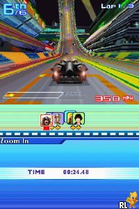 Speed Racer - The Videogame (E)(XenoPhobia) Screen Shot