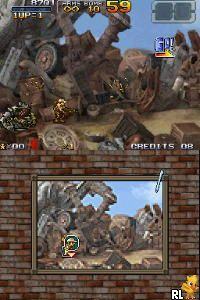 Metal Slug 7 (J)(XenoPhobia) Screen Shot
