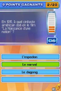 Questions pour un Champion - Edition Speciale 20 Ans (F)(Eximius) Screen Shot