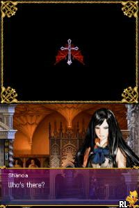 Castlevania - Order of Ecclesia (U)(Venom) Screen Shot