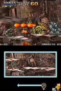 Metal Slug 7 (U)(XenoPhobia) Screen Shot