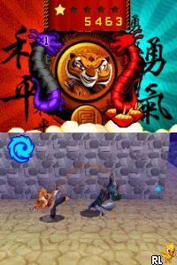 Kung Fu Panda - Legendary Warriors (U)(XenoPhobia) Screen Shot
