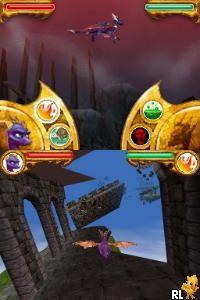Legend of Spyro - Dawn of the Dragon, The (E)(Vortex) Screen Shot