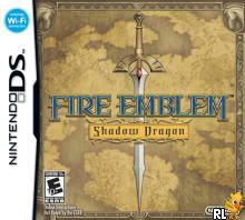 Fire Emblem - Shadow Dragon (US)(Micronauts) Box Art