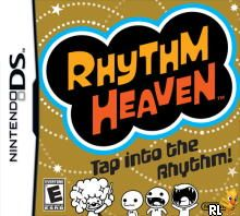 Rhythm Heaven (US)(XenoPhobia) Box Art