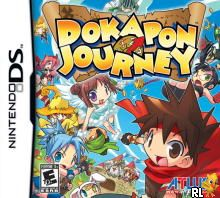 Dokapon Journey (US)(XenoPhobia) Box Art