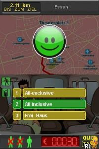 Quiz Taxi (DE)(DDumpers) Screen Shot
