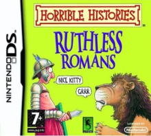 Horrible Histories - Ruthless Romans (EU)(M5)(Independent) Box Art