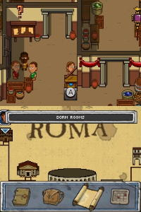 Horrible Histories - Ruthless Romans (EU)(M5)(Independent) Screen Shot