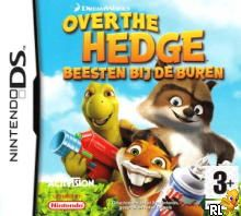Over the Hedge - Beesten Bij de Buren (NL)(BAHAMUT) Box Art