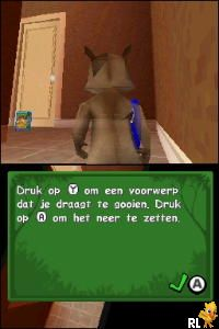 Over the Hedge - Beesten Bij de Buren (NL)(BAHAMUT) Screen Shot