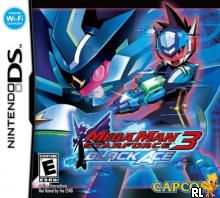 Megaman Star Force 3 - Black Ace (US)(XenoPhobia) Box Art