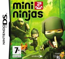 Mini Ninjas (EU)(M6)(SweeTnDs) Box Art