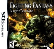 Fighting Fantasy - The Warlock of Firetop Mountain (US)(Venom) Box Art