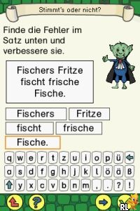 Lernerfolg Grundschule - Deutsch - Klasse 1-4 (E) Screen Shot