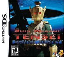 Shin Megami Tensei - Strange Journey (U) Box Art