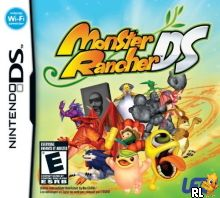 Monster Rancher DS (U) Box Art