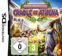 Jewel Master - Cradle of Athena (E) Box Art