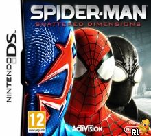 Spider-Man - Shattered Dimensions (E) Box Art