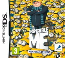 Despicable Me - Minion Mayhem (E) Box Art
