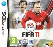 FIFA 11 (DSi Enhanced) (E) Box Art