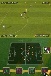 FIFA 11 (DSi Enhanced) (E) Screen Shot
