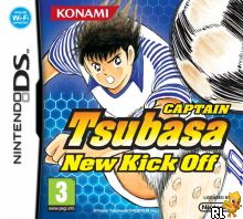 Captain Tsubasa - New Kick Off (E) Box Art