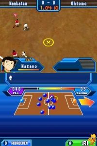 Captain Tsubasa - New Kick Off (E) Screen Shot
