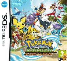 Pokemon Ranger - Guardian Signs (E) Box Art