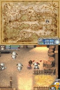 Rune Factory 3 - A Fantasy Harvest Moon (U) Screen Shot