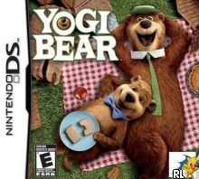 Yogi Bear (U) Box Art
