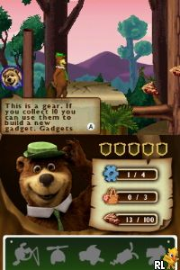 Yogi Bear (U) Screen Shot