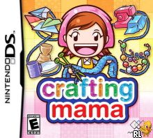 Crafting Mama (U) Box Art