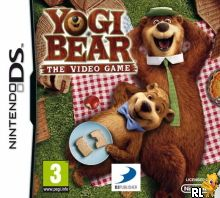 Yogi Bear (E) Box Art