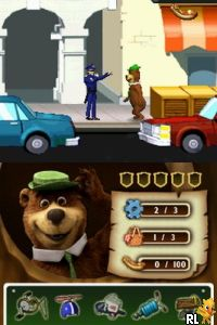 Yogi Bear (E) Screen Shot