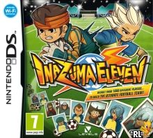 Inazuma Eleven (E) Box Art