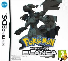Pokemon - Edicion Blanca (DSi Enhanced) (S) Box Art