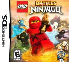 LEGO Battles - Ninjago (U) Box Art
